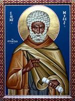 6. Άγιος Μωυσής ο Αιθίοπας ή νέγρος