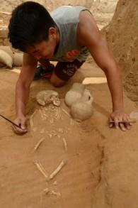 Βρέθηκαν τάφοι Φιλισταίων-Κρητών