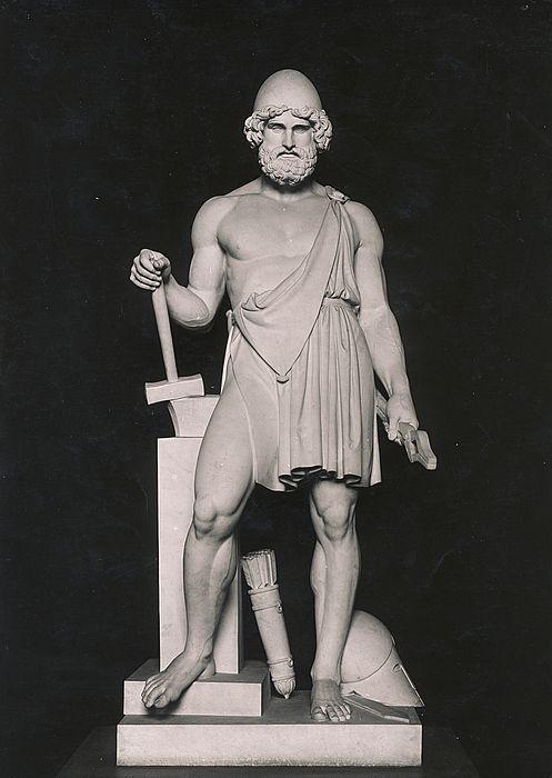 Ήφαιστος - Ο Άγνωστος Θεός και Δημιουργός του Ανθρώπινου Γένους