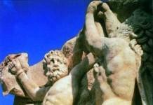 Ο Ηρακλής ελευθερώνει τον Προμηθέα