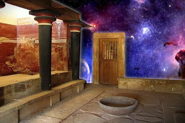Διπλό Έψιλον: Οι Μινωίτες Ήξεραν τα Πάντα για το Σύμπαν