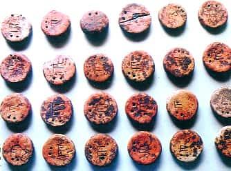 Μινύες οι Πρώτοι Κάτοικοι της Λακεδαίμονος - 2700 π.Χ.