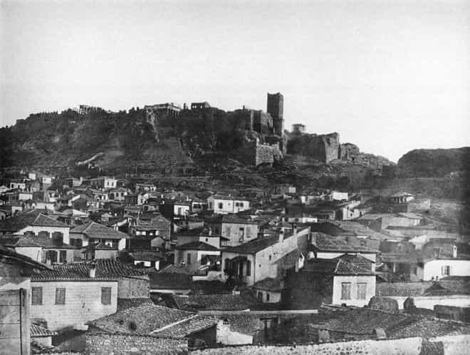 Ο Άγνωστος και Χαμένος Πύργος της Ακρόπολης (εικόνες)