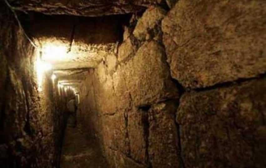 12.000 ετών δαιδαλώδη τούνελ από Σκωτία ως Τουρκία