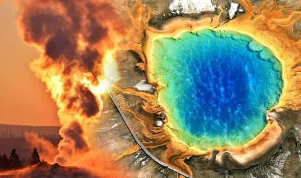 Το Yellowstone βρυχάται! - Η αρχή του τέλους; (video)