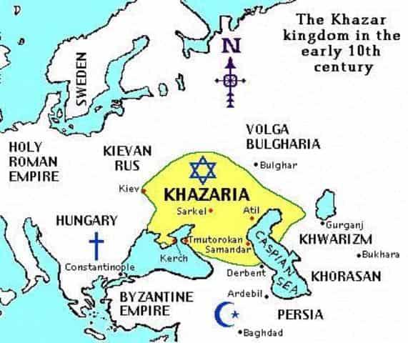 Χάζαροι: Η 13η Φυλή του Ισραήλ