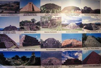 Σύμβολα Που Συνδέουν Όλους Τους Μεγάλους Αρχαίους Πολιτισμούς σαν Ένας Παγκόσμιος