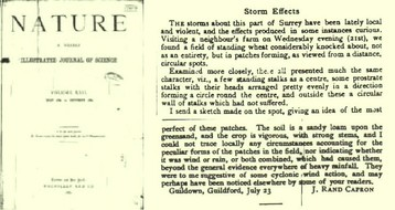 Το Μυστήριο των Αγρογλυφικών από το 815 μ.Χ ως το 1880 μ.Χ.