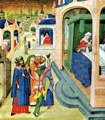 Μέγας Αλέξανδρος - Θεϊκά Σημάδια στην Γέννησή του