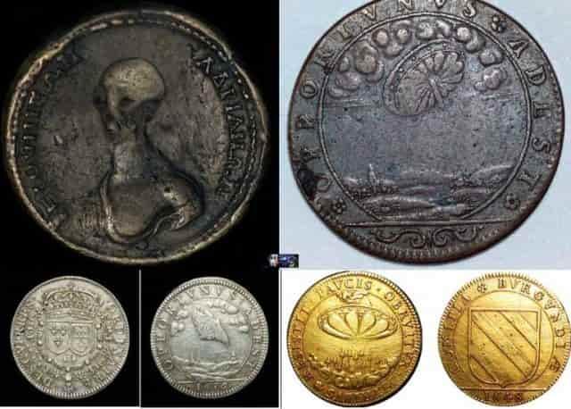 Νόμισμα με κεφαλή Εξωγήινου βρέθηκε στην Αίγυπτο