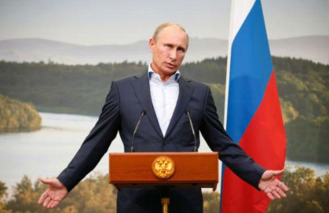 Τεράστια Ανατροπή για την Καταγωγή του Πούτιν