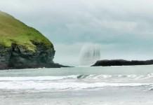 ΠΑΡΑΞΕΝΟ video με ΝΑΥΑΓΙΟ ενός ΑΤΙΑ στην ΣΚΩΤΙΑ