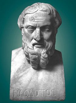 Ο Ηρόδοτος Αποκαλύπτει Ποιος Έκτισε τις Πυραμίδες…!!!