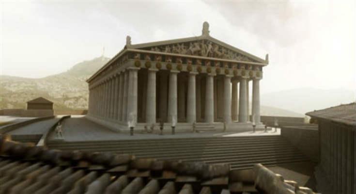 Τα Μυστικά του Παρθενώνα - Secrets of the Parthenon
