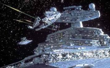 φανταστικό αστρόπλοιο