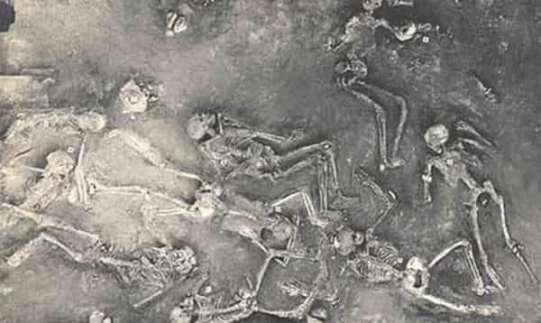 Mohenjo Daro: Ο Πυρηνικός Πόλεμος του 2.000 π.Χ.