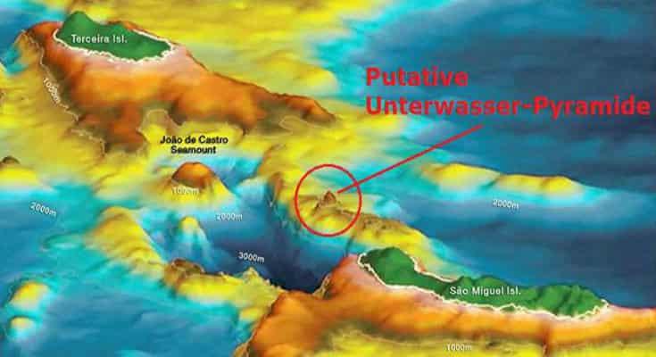 Κι άλλη... Υποβρύχια Πυραμίδα στον Ατλαντικό; (video)
