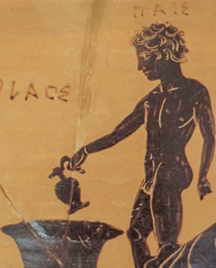 Πως Έφτιαχναν τις Φαγώσιμες Ελιές οι Έλληνες κατά την αρχαιότητα .