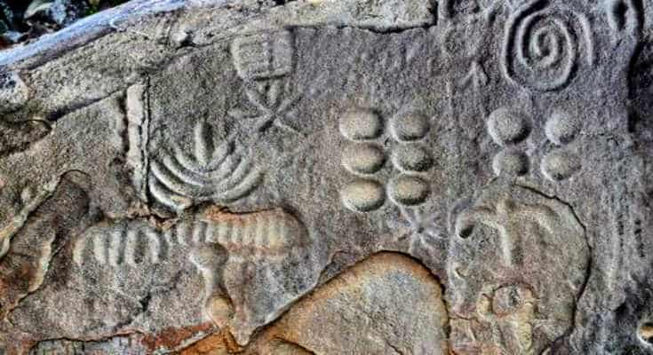 Inga Stone: Μήνυμα των Αρχαίων Αστροναυτών από το Διάστημα