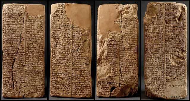 Την Γη Διοικούσαν 8 Βασιλείς για 241.200 χρόνια, Αποκαλύπτουν Αρχαία Σουμεριακά Κείμενα (video)