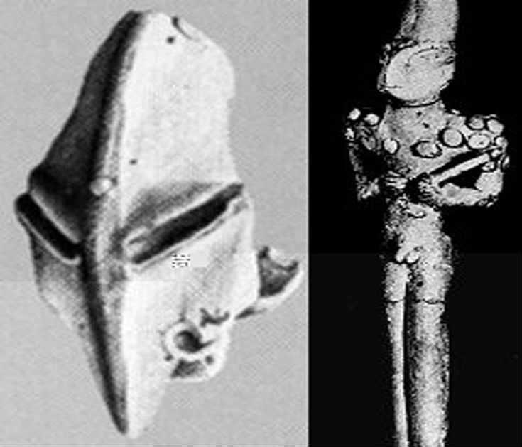 Αρχαία Αντικείμενα που Αποδεικνύουν ότι οι «Θεοί» ήταν Εδώ
