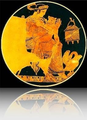Ζαγρέας, ο πρώτος Διόνυσος