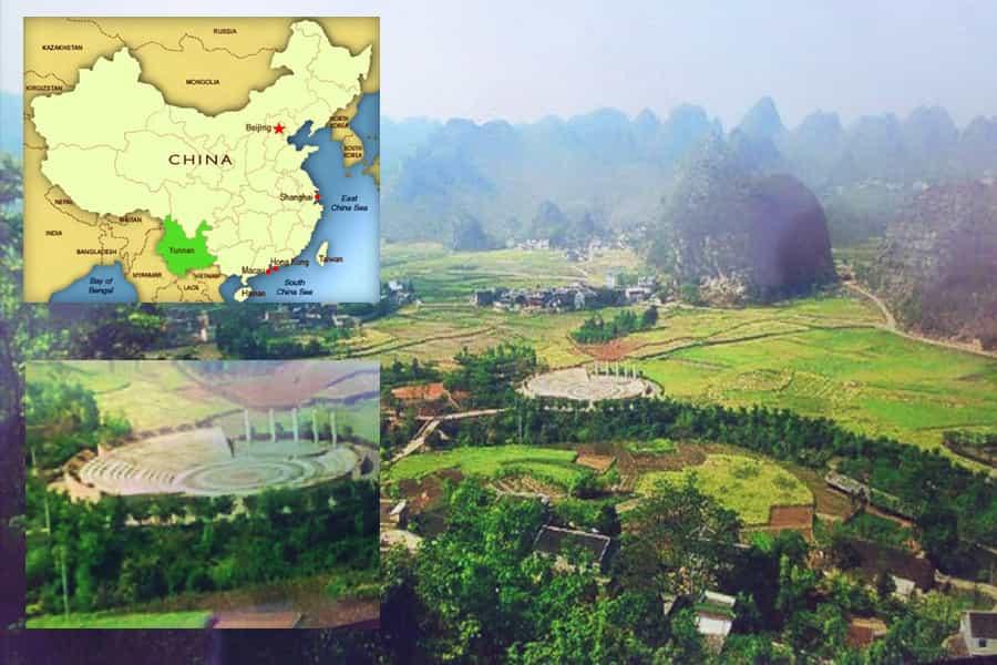 Κίνα των Γιουνάν: τo «Απαγορευμένο» ΑρχαίοΕλληνικό Θέατρο