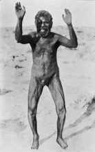 Το Μυστικό του Προμηθέα στην Αυστραλία το 9.600 π.Χ
