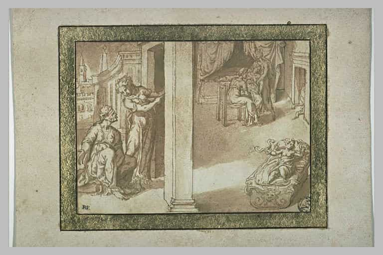 Γαλανθίς: Η γυναίκα στην οποία ο Ηρακλής οφείλει την γέννηση του