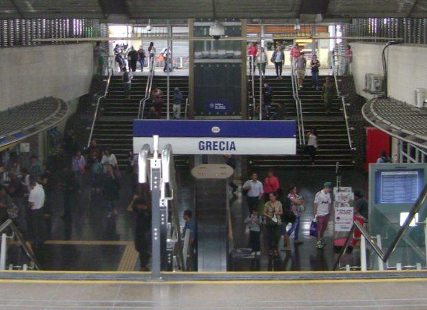 Σταθμός στο metro της Χιλής ονομάζεται «ΕΛΛΑΔΑ»!!! Οι δε Επιβάτες έχουν μία Μοναδική Ευκαιρία!!!