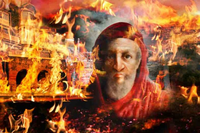 Ποιός Έκαψε την Ρώμη; Η Παραποίηση της Ιστορικής Αλήθειας