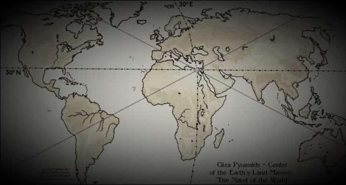 Γιατί η Μεγάλη Πυραμίδα Βρίσκεται στο Κέντρο της Γης; Ποιά Μυστικά Κρύβει;