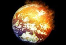 Η Γη φλέγεται