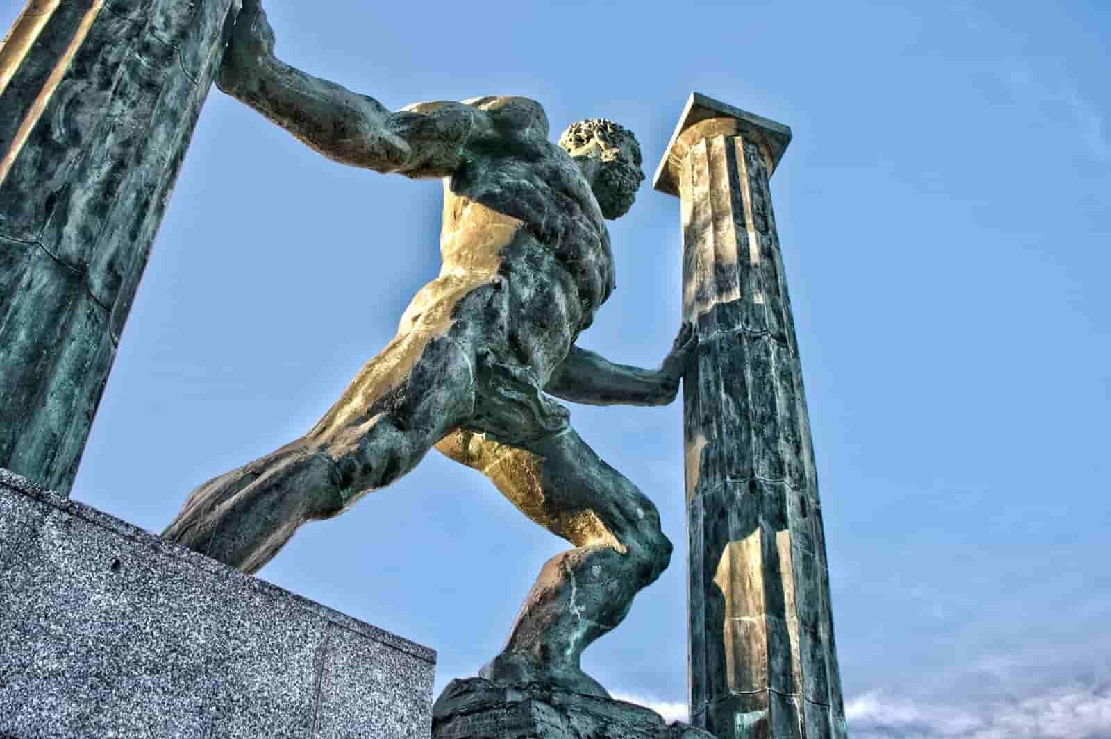 Ισπανία: Η γη Πανός και ο Ηρακλής
