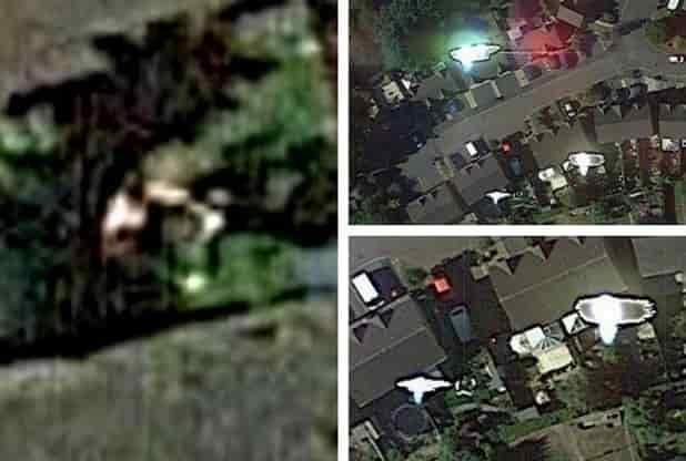 Καταγράφηκε Απαγωγή από Εξωγήινους στο Google Earth;;;;