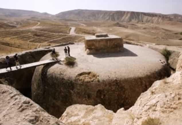 Η ΑΝΑΚΑΛΥΨΗ ενός VIMANA στο ΑΦΓΑΝΙΣΤΑΝ 5.000 ετών (video)