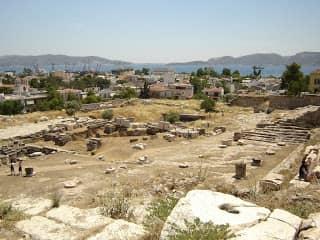 Η Ιστορία της Αρχαίας Ελευσίνας