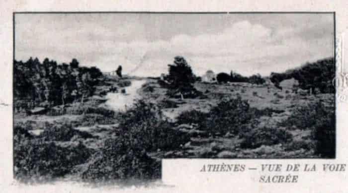 Ο Αρχαιότερος Δρόμος της Ελλάδας, ίσως, και της Ευρώπης με Φωτεινή Ιστορία