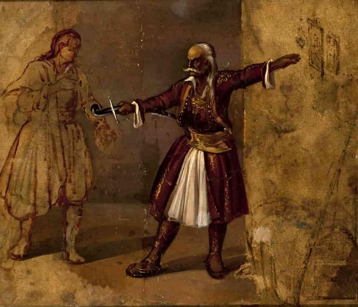 Ο Κολοκοτρώνης Δεν ήταν Χριστιανός;;;