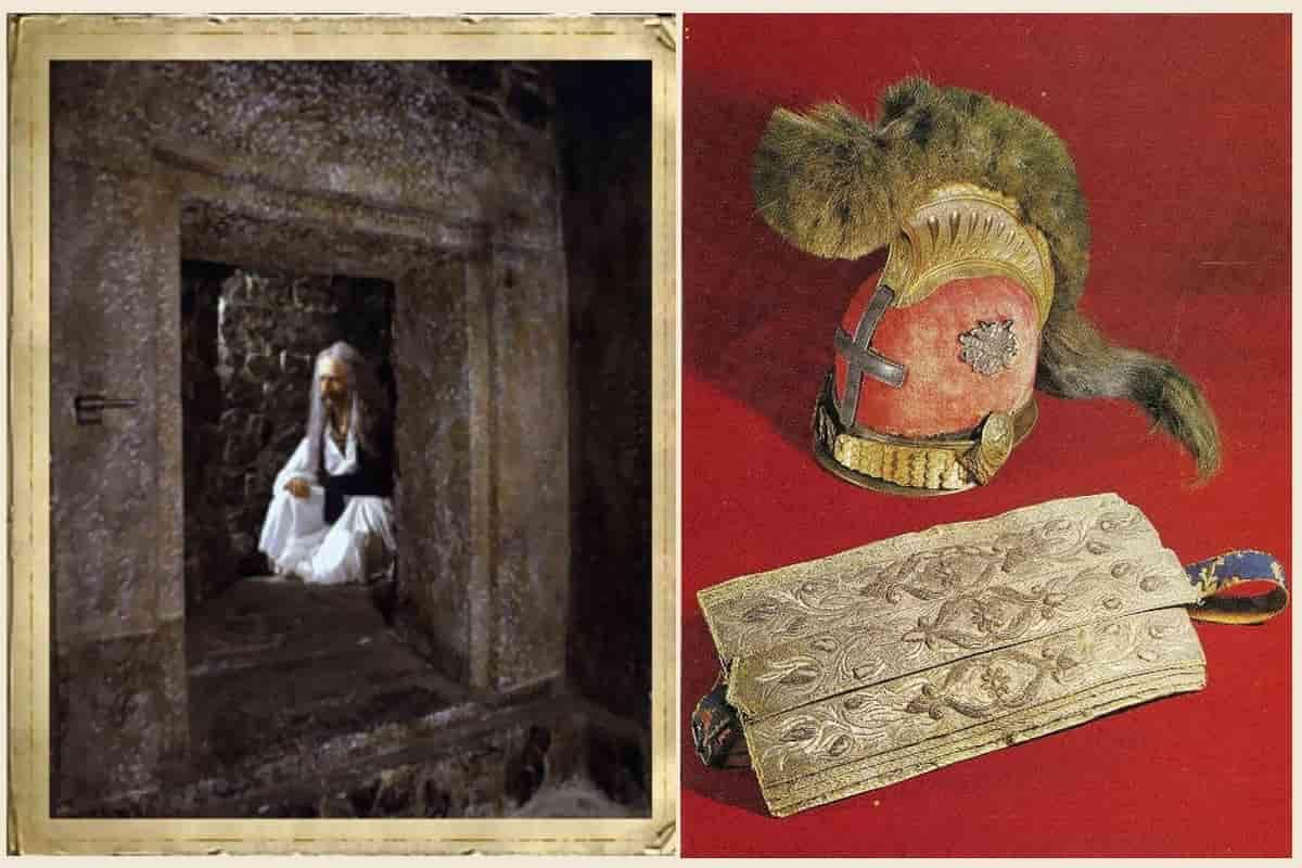 Αποτέλεσμα εικόνας για Ο Κολοκοτρώνης δεν ήταν χριστιανός πολεμιστης