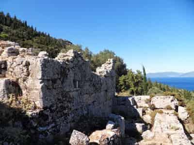 Βρήκαν το Παλάτι του Οδυσσέα