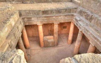 Ταυτοποιήθηκε το μαυσωλείο του Πτολεμαίου Ευπάτορα