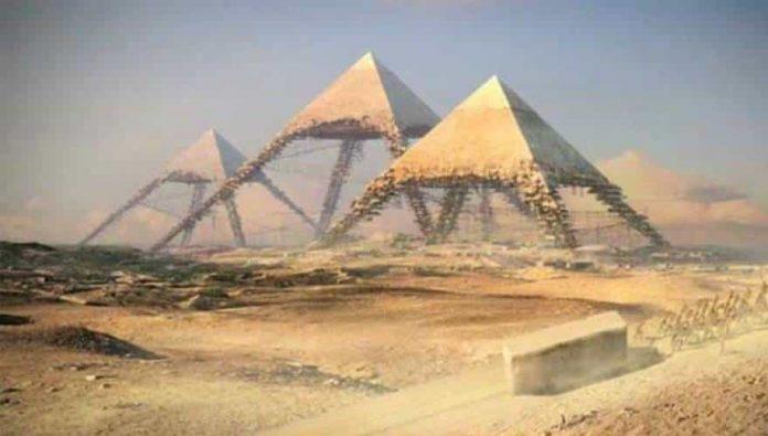 Tο Μυστήριο Λύθηκε! Πως Έχτισαν τις Πυραμίδες της Αιγύπτου (video)