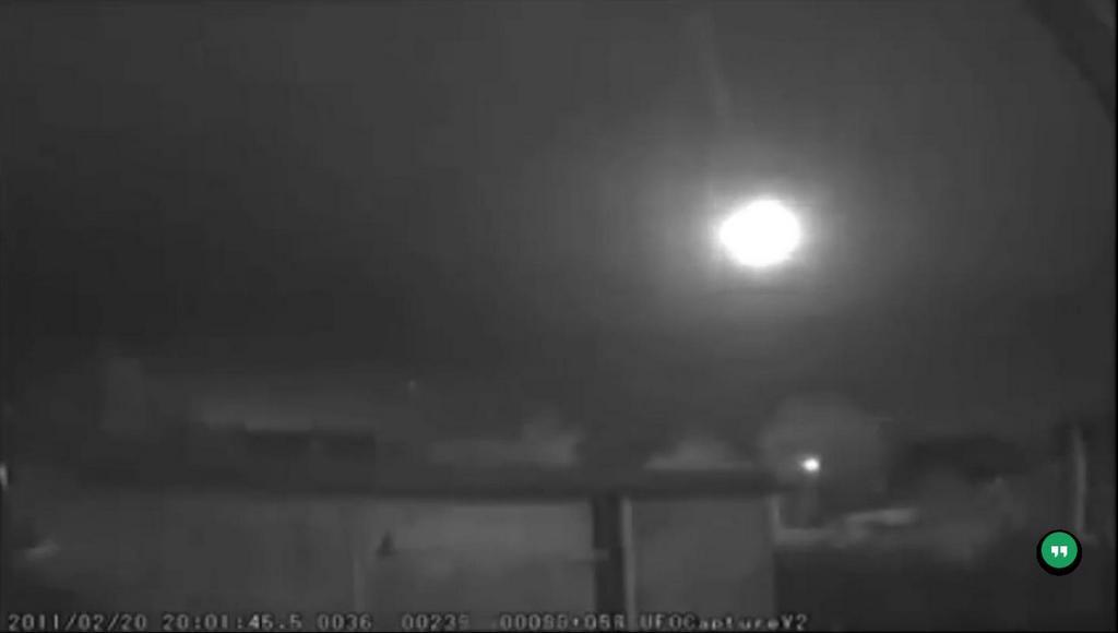 Απίστευτη Ελληνική Καταγραφή UFO ήρθε στο φως (video)
