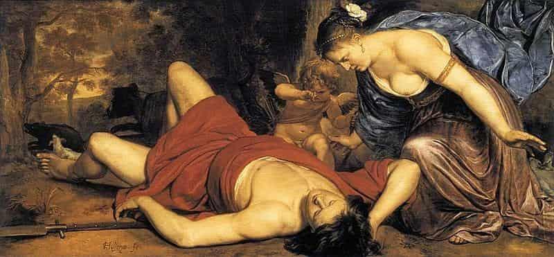 ΑΔΩΝΕΙΑ: Το «Πάσχα» Αρχαίων Ελλήνων και ο Επιτάφιος Αδώνιδος