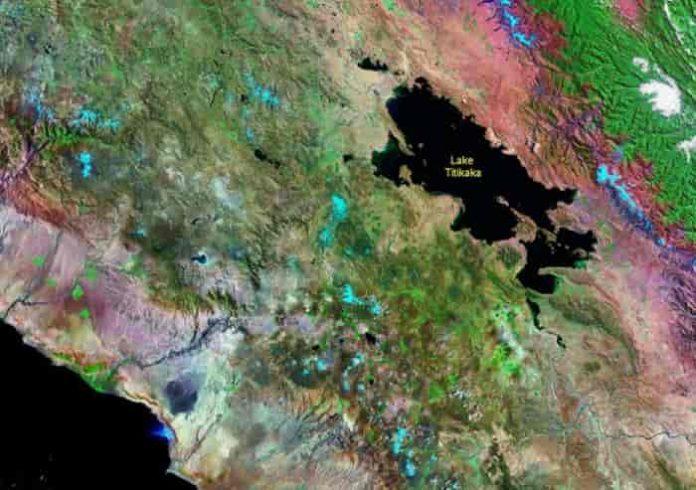 Λίμνη Τιτικακα
