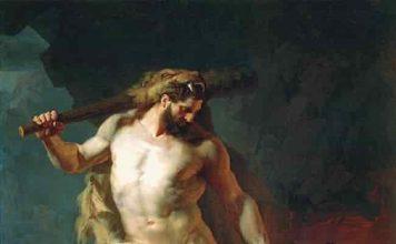 Κέρβερος και Ηρακλής