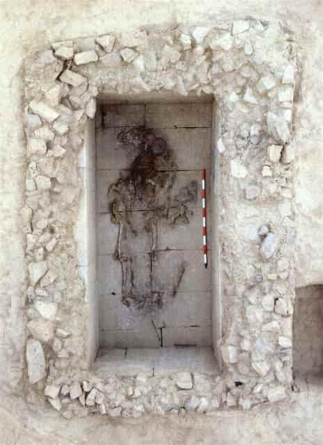 Ο Μυστηριώδης Έλληνας Οπλίτης που Βρέθηκε Θαμμένος στην Ισπανία