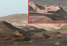 Ερείπια μιας Περιτειχισμένης Πόλης στον πλανήτη Άρη; [φωτογραφία NASA]