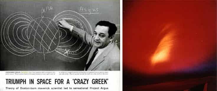 Νικόλαος Χριστόφιλος: Ο «Ατομικός» Έλλην πίσω από τους Διαστημικούς και Πυρηνικούς Θριάμβους των ΗΠΑ!